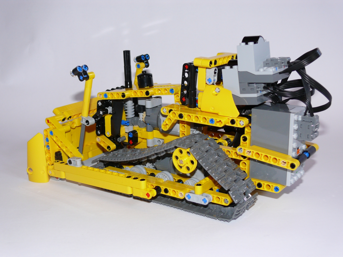 lego technic bulldozer 42028 instructions