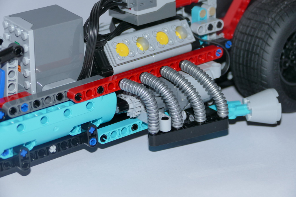 lego 42050 b model instructions